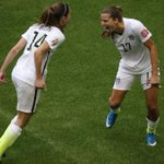 READ: Heath scores and USA defeats Japan 5-2 to win third Womens World Cup title. http://t.co/fY7vsXF75m #BAONPDX http://t.co/TUIyLGfmGw