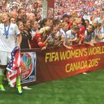 #SheBelieves we are World Champions! Time to celebrate!!! http://t.co/b2XkIam0IE