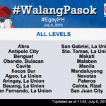 UPDATE: Latest #WalangPasok announcements #EgayPH http://t.co/Ick6lK18VG