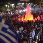 【ギリシャ危機】チプラス首相「新たな民主主義の始まりだ!」熱狂とは裏腹に神妙な面持ち - 産経ニュース http://t.co/hKtMXwD8ik @Sankei_newsさんから http://t.co/yV30jo2hvp