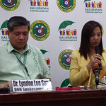 BREAKING NEWS: DOH says foreigner from Middle East confirmed to have MERS-CoV; now at RITM. http://t.co/a4DocEMdLM