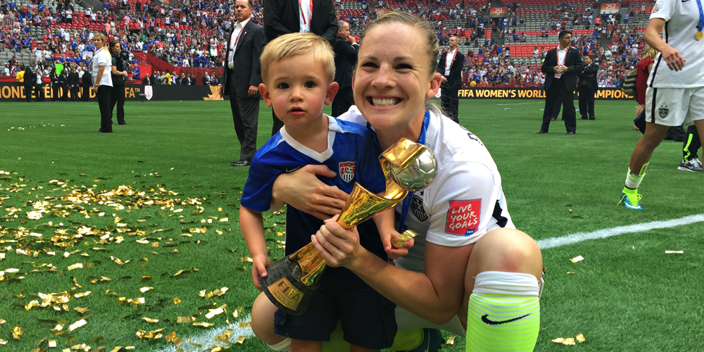 Soccer Moms & World. Cup. Champions. http://t.co/Z31PbE4r9l