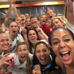 RT @HeatherOReilly: Wow.  We did it. Years of blood, sweat and tears. World Cup Champions. Thank you for believing! http://t.co/PNwJmHSTtc
