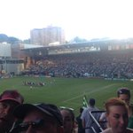 First Portland Timbers game and it is active W/ @AnthonydDiaz http://t.co/g1SZWvLTTS