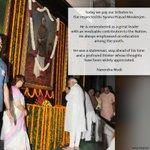 RT @narendramodi: I bow to the great Dr. Syama Prasad Mookerjee on his birth anniversary. http://t.co/iOyGDcd407... http://t.co/orEeEPQmcn