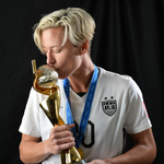 When you hold it in your arms you know its real. #WorldCupChampions #ThreeStars #SheBelieves http://t.co/4PZaKuRRMg