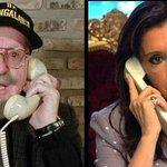 - Hola Cristina, te pasaron el dato? - Que dato? - Le rompieron el culo a tu candidato http://t.co/lPaNl0OWSf