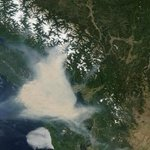 Metro Vancouver issues air quality advisory due to smoke from wildfires http://t.co/vGLcIbVwHB http://t.co/fQcnKCbSuo