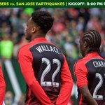 Timbers and Quakes are underway at Providence Park! MATCHCENTER: http://t.co/yGExaeWnUg #RCTID http://t.co/Si5yB2AvWj