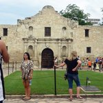 San Antonio Missions, which include the Alamo, approved as UNESCO world heritage site. http://t.co/hsDVKnqbB9 http://t.co/pVjonEXOKE