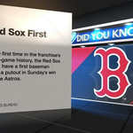 With David Ortiz making a rare start at 1B, the Red Sox pulled off something never before seen in their 115 years: http://t.co/8qQD6vPIuK
