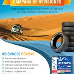 En VERANO. ¿Sabes dónde repararán tu vehículo? Nueva Campaña FEMPA-ATAYAPA http://t.co/FAPr7rCg5s http://t.co/DAVGGvv86X