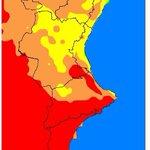 Risc dincendi forestal per a hui 6 de juliol Riesgo de incendio forestal para hoy 6 de julio Font: @AEMET_CValencia http://t.co/Ejlbk3cvp2