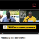 LIVE: Q and A session with #Mbabazi. What is your stand on the Democratic Alliance? http://t.co/wYRqpCSeo4 http://t.co/4Ll96CI16k