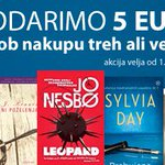 Ker poletje: podarimo 5 EUR ob nakupu treh ali več eknjig na http://t.co/wenamJKtpV @johnnyn http://t.co/XO6BVLbIVa