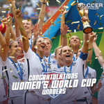 Congratulations to USA - FIFA Womens World Cup​ CHAMPIONS! http://t.co/MM1AXT2YAf #WWCFinal http://t.co/0xkWt9oXA0