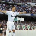[#Liga] Il y a 6 ans aujourdhui, Cristiano Ronaldo était présenté devant plus de 80 000 personnes à Bernabeu ! http://t.co/n5Envt2AvU