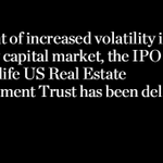 $465 million IPO delayed. Investors worried about China, Greece, looking at U.S. rates http://t.co/jssU7WzE9J http://t.co/8r1HYYOTuC