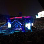 """Grateful Dead closes out 50-year career with """"Attics of My Life"""". What a phenomenal run. #GD50 #FareTheeWell http://t.co/E61CL4iPML"""