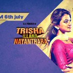 Listen to the songs of @gvprakashs #TrishaIllanaNayanthara & gear up for the trailer today. http://t.co/ptanQIMp8U http://t.co/VMHgm0ups7