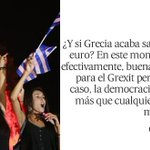 Europa gana http://t.co/fOLbyoOkvv La opinión del Nobel Paul Krugman sobre el triunfo del no en el #Greferendum http://t.co/FbOFejTXdO