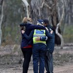 The moment a #Bendigo police sergeant tells a missing mans parents their son has been found safe. @VictoriaPolice http://t.co/XGA7cdhhAw