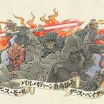 """スター・ウォーズ現象、日本の伝統祭りへ飛び火!「青森ねぶた祭」に""""スター・ウォーズねぶた""""が登場 http://t.co/bDe8aDjk2v http://t.co/mYgY1PeHhF"""