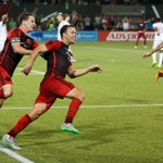 Jack Be Quick: @JewsburyJ with stoppage time winner as Timbers dump Quakes 1-0. RECAP: http://t.co/lmMoChJmC0 #RCTID http://t.co/q2RkNdcpdL