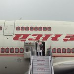 PM @narendramodi leaves for his visit to Central Asia and Russia. http://t.co/WiIddJzQM2