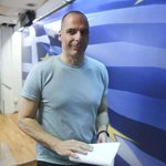 Greek finance minister Varoufakis resigns - statement : http://t.co/oHTqafpFSn http://t.co/wvCYJD8fIN