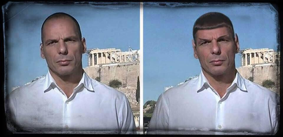 Live long and prosper* #Varoufakis http://t.co/QRYZ5A7kFp