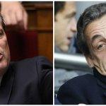"""Cambadélis traite Sarkozy """"dexcité du bocal"""", responsable de la situation grecque actuelle http://t.co/tlrVpmAHBH http://t.co/sy9Qs2zTYm"""