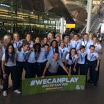 The #Lionesses have landed! #WeCanPlay http://t.co/rxdeD91dzP