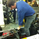 "Man & machine in perfect ""harmony"" for @BBCLeeds @lizgreenlive #Slimfit #HepworthFerguson4wd http://t.co/ocNX36TUbG"