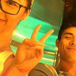 its a rainy monday everyone keep safe please!????☔️ taping day with @XianLimm uuyyyy mag birthday na sya!!!???????????? http://t.co/VaF4ozZaga