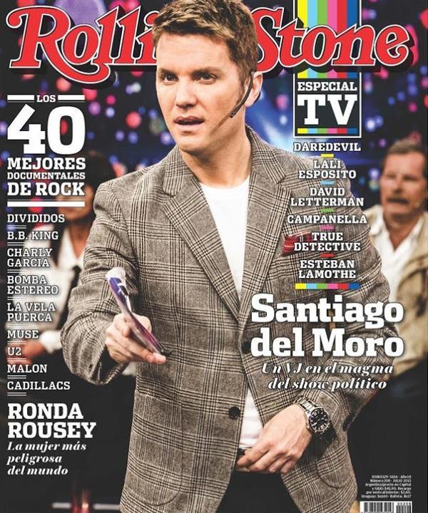 En RS julio, Especial TV con Santiago del Moro, Lali Espósito, True Detective, Campanella... http://t.co/0sWHdauASq http://t.co/56fgDWXqhM