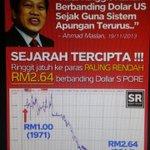 Salam @ahmadmaslan. Sejarah memang sudah tercipta. Sekarang kita kembali ke tahun 1998. Good job Dato. http://t.co/RcCNsqRsxy