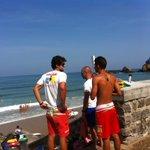 La plus belle plage de France est ici, ici, ici à #Biarritz https://t.co/k90UMmcU17 http://t.co/upzR7zVTnT