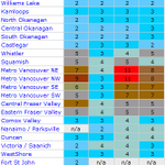 #AirQuality in Metro right now is not good. Tonight in Metro #Vancouver it is looking to get worse. http://t.co/uSNaehAd99