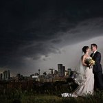 Couple's wedding photo captures moment before massive summer storm: http://t.co/eI5ze3jmPn  #YYC http://t.co/O1qzt7l0xq