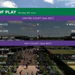 Plan your #ManicMonday here: http://t.co/DR8qNxYTYi & tell us which match youre most excited about #Wimbledon http://t.co/vYnirZrfzA