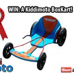 RT to enter! #win £158 @Kiddimoto BoxKart + helmet & gloves #competition #comp T&Cs apply http://t.co/49Uz7h45MC http://t.co/Eoy7J3xswj