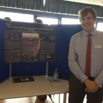 Is there life on Mars? Find out more by visiting Liams research @uniofleicester at the #pgrfest! http://t.co/FUrCpgHRXT
