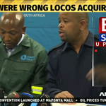 #PRASA CEO Lucky Montana addresses media on the #LocoRow scam|DStv 405 http://t.co/US9G9Pmt0r