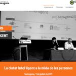 Dijous arriba la @ciberagora amb La ciutat intel·ligent a la mida de les persones http://t.co/60H32etunp #Tarragona http://t.co/nGwennKu0x