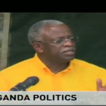 #NTVatOne: @AmamaMbabazi Mbabazi addresses press conference & says it is time for a peaceful transition of power http://t.co/mC2m1sLZ9y