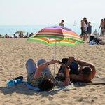 La plage des Minimes à #larochelle interdite à la baignade http://t.co/Slf3ToKUQB http://t.co/v0YEstBnGS