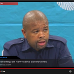 RT @malungelob: #PRASA Montana says the locomotives are already running. Watch it LIVE here >> http://t.co/5jb7uXkuKf http://t.co/TvnkeJpXGD