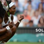 When two became one: @serenawilliams emerges victorious in the battle of the sisters, defeating Venus 6-4, 6-3 http://t.co/ZCcLUs9pv5
