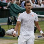 .@VasekPospisil off to #Wimbledon quarterfinals after amazing comeback from two-sets down: http://t.co/70wocAJxZA http://t.co/zW3Eyl1eXp